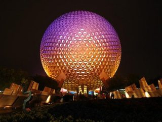 Disney World Epcot