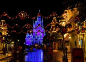 A Magical Christmas at Disney World