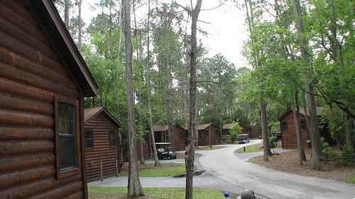 Disney World Fort Wilderness Cabins