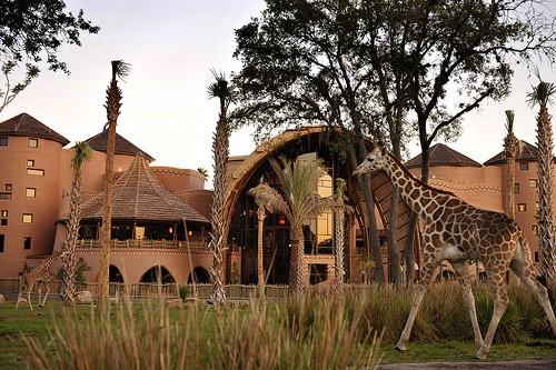 Win A Stay at Disney's Animal Kingdom Lodge Resort Hotel