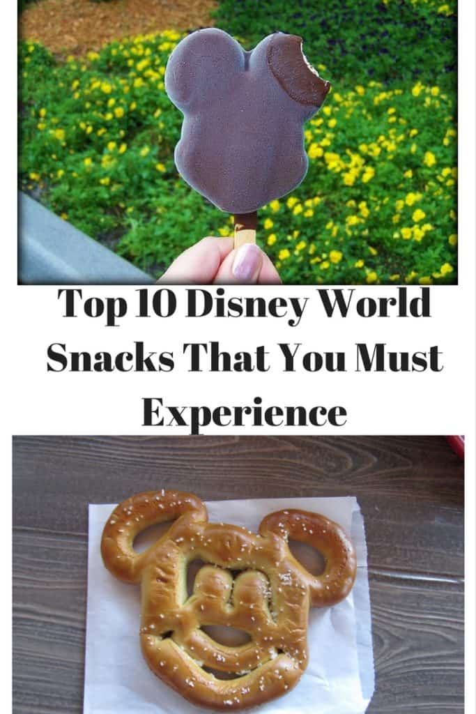 Top 10 Disney World Snacks That You Must Experience