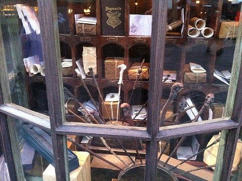 6 Things Fans Will Love About 'Wizarding World of Harry ...  |Harry Potter Ollivanders Wand Shop