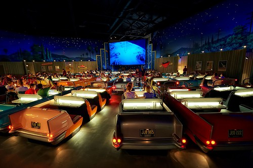 Disney Sci Fi Dine In Theater