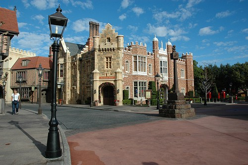 Epcot United Kingdom an Easy Guide