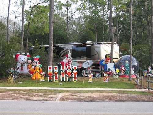 Disney World Rv Park Everythingmouse Guide To Disney