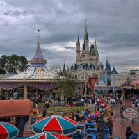 Disney Magic Kingdom Rides for Seniors
