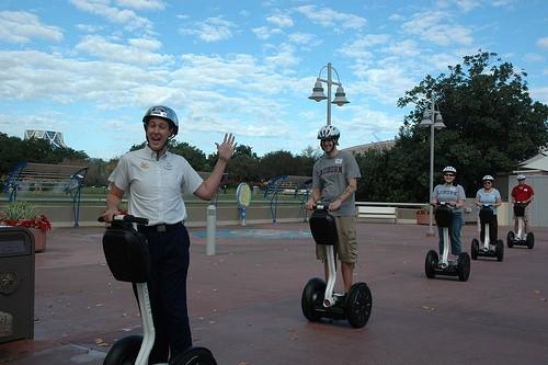 Segway Tours Disney World