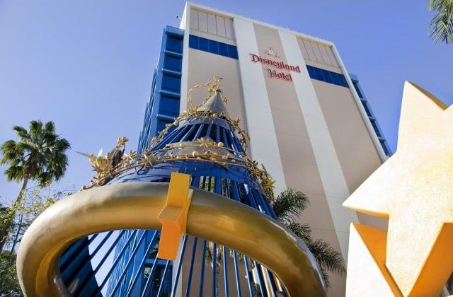 Disneyland Resort Hotel Benefits
