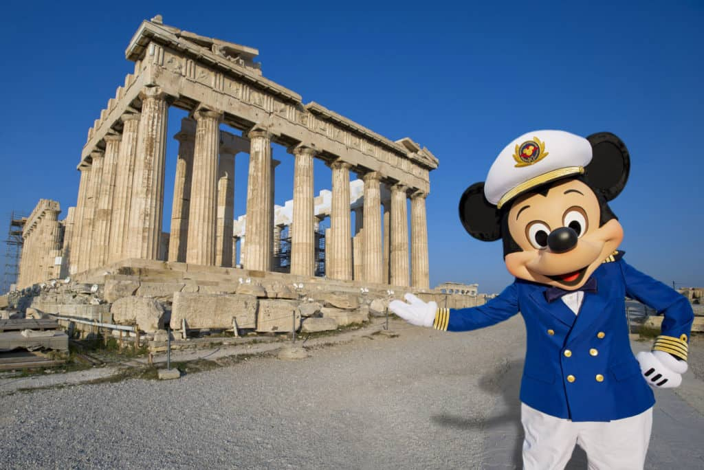 Disney European Cruise 2021