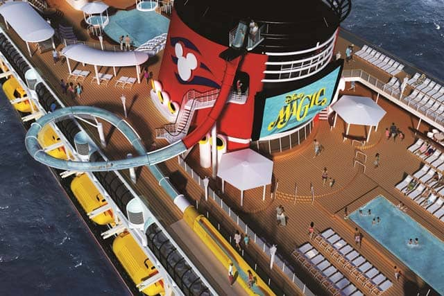 The Disney Magic AquaDunk
