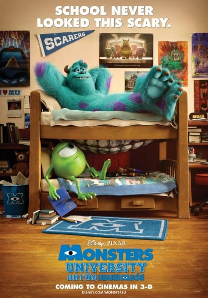 monsters university  A113