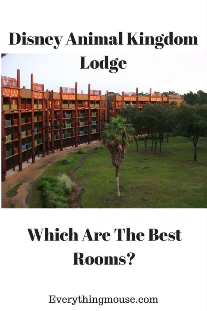 Disney Animal Kingdom Lodge Rooms