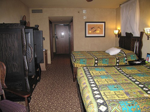 disney animal kingdom room