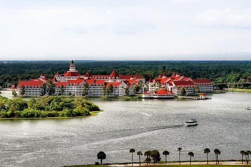 Disney Grand Floridian Resort Hotel