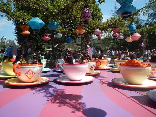 Disneyland and Disney California Adventure Ride Closures 2013