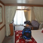 Disney Wonder Deluxe Family Oceanview Stateroom With Verandah Review