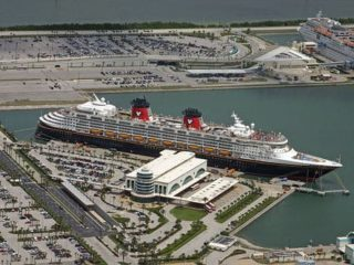Port Canaveral Disney Cruise Parking