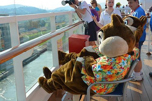 Disney Cruise Characters