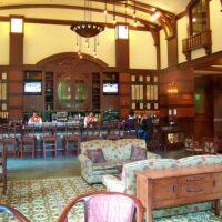 Disney Grand Californian Hearthstone Lounge