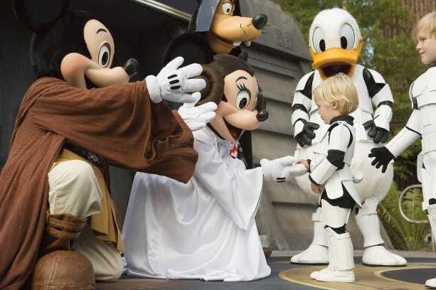 Disney Star Wars Weekends 2014