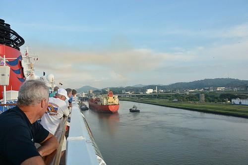 Disney Panama Canal Cruises 2014