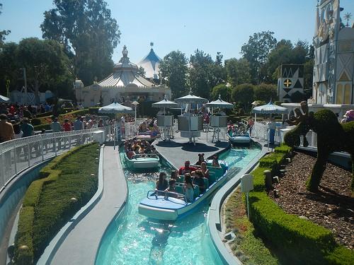 Disneyland and California Adventure Closures and Rehabs  February 2014