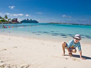 Castaway Cay Stingray