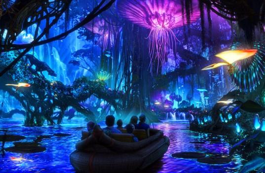 Disney Avatar Land Construction Begins At Animal Kingdom