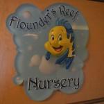 Disney Cruise Nursery