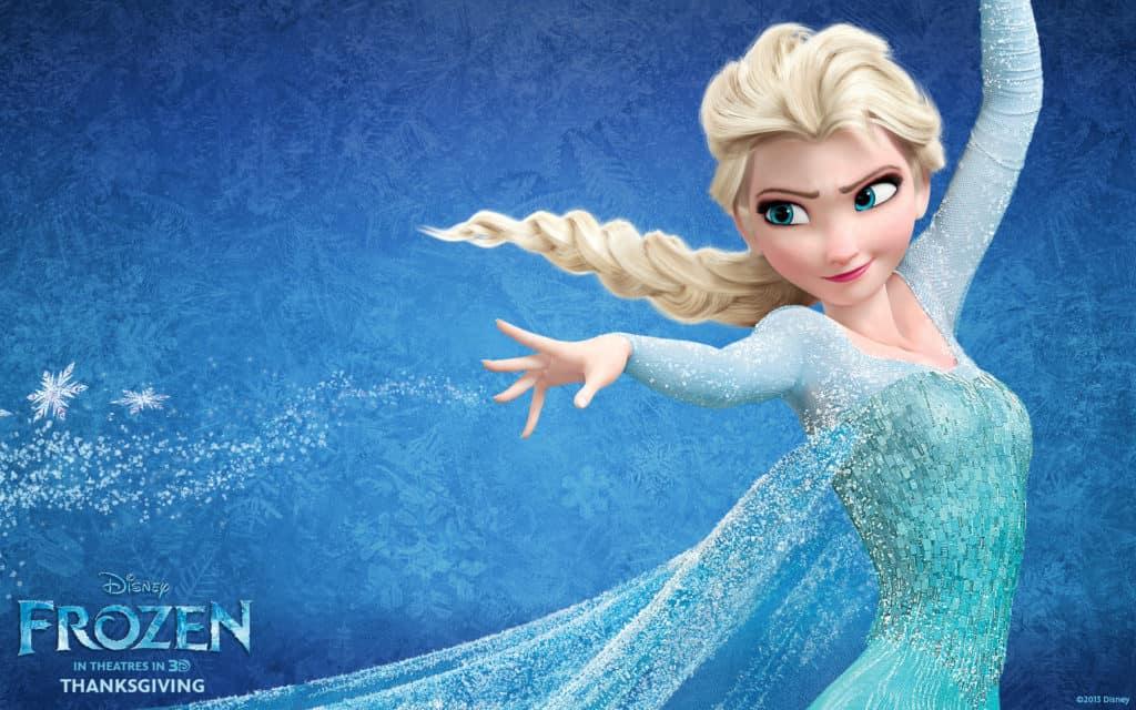 Disney Frozen Let It Go In 25 Languages