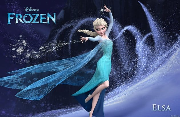 disney frozen let it go