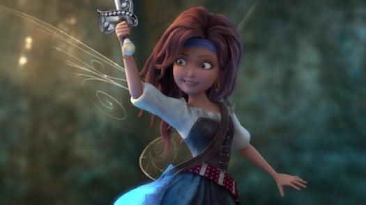 Disney The Pirate Fairy DVD