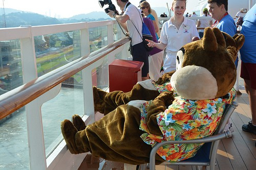 Disney Wonder Panama Canal Cruise