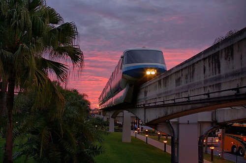 Disney World Monorail Resorts