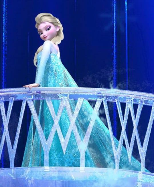 Disney Frozen Let It Go