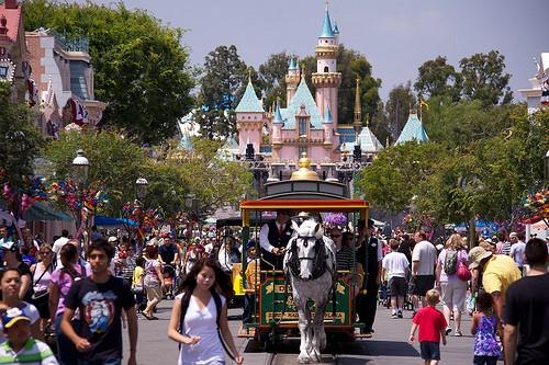 Disneyland And California Adventure Ride Closures And Rehabs April 2014
