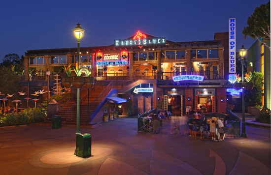 Crossroads At House of Blues Downtown Disney Review and Giveaway