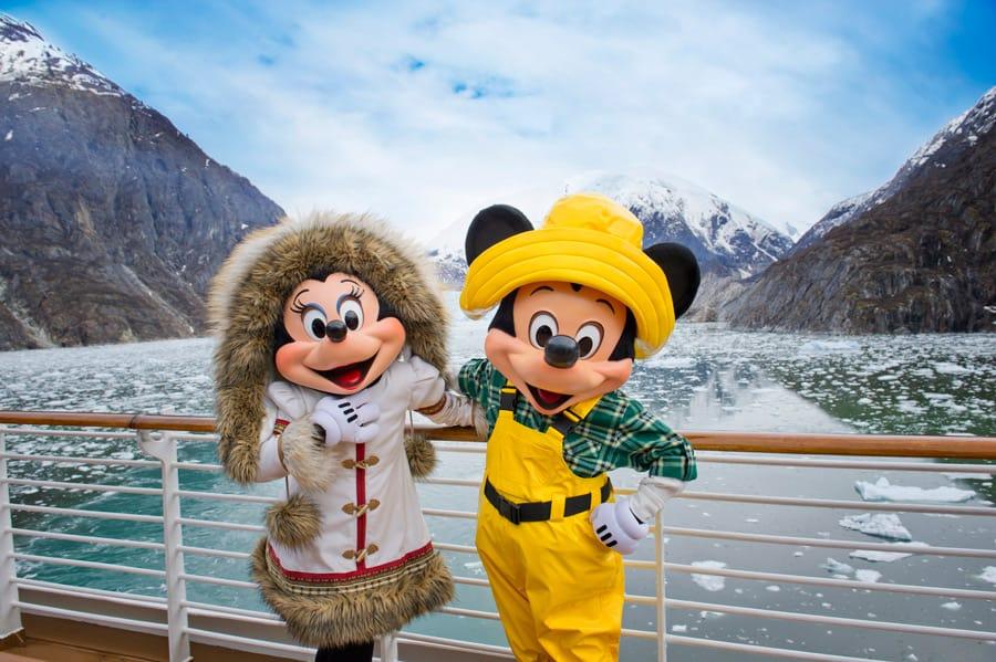 Disney Cruise Alaska 2015