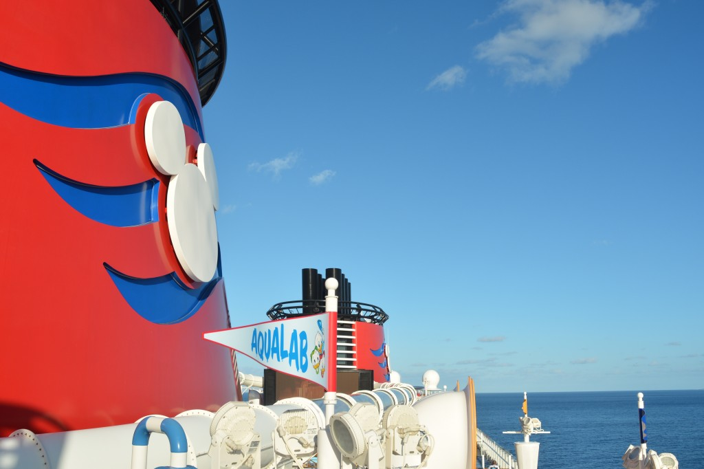 Disney Cruise Itinerary 2015
