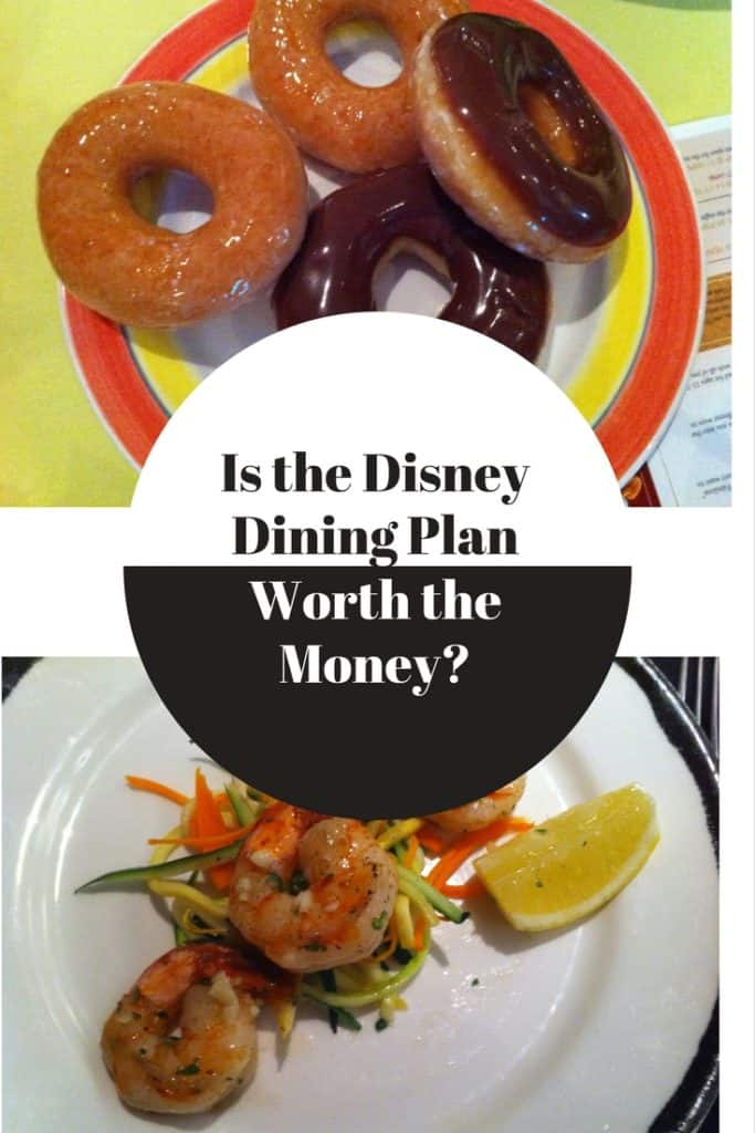 The Disney Dining Plan Made Simple