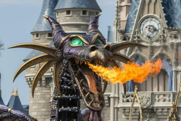 Disney Festival of Fantasy Parade