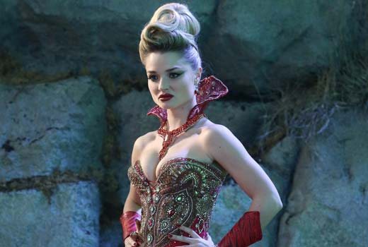 Once Upon a Time in Wonderland Cancelled