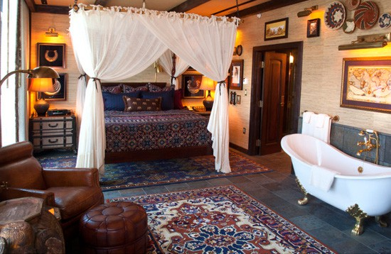 Disneyland Hotel Adventureland Suite