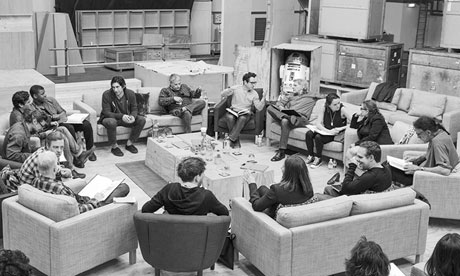 Star Wars Episode 7 Cast Announced