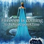 Once Upon A Time Casts Frozen's Anna and Kristoff