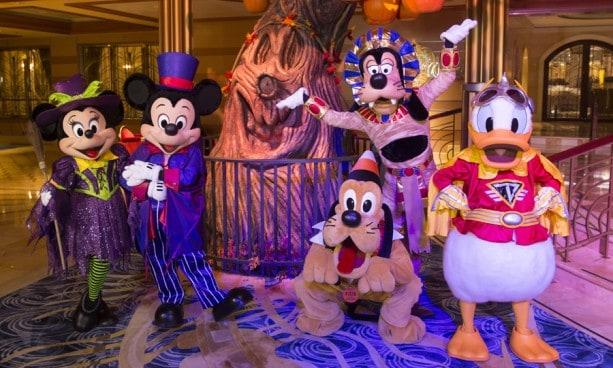 Disney Cruise Line Halloween