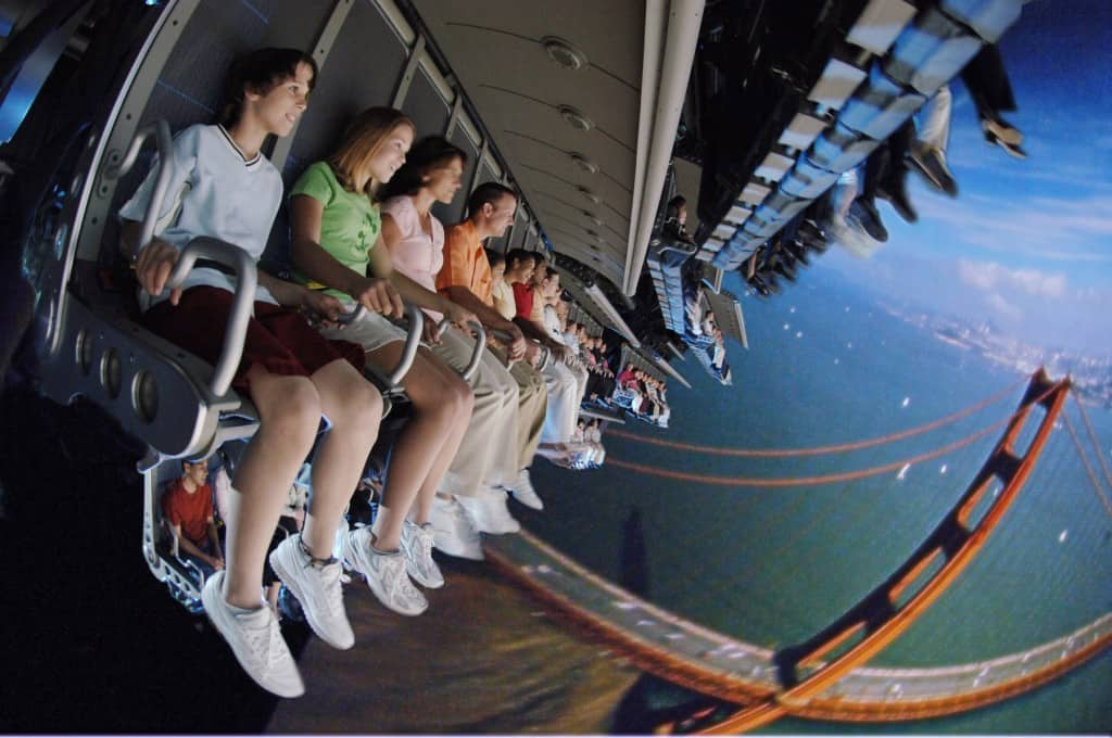 Soarin' Over California At Disney World Rumors
