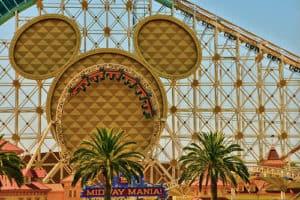 Disney California Screamin
