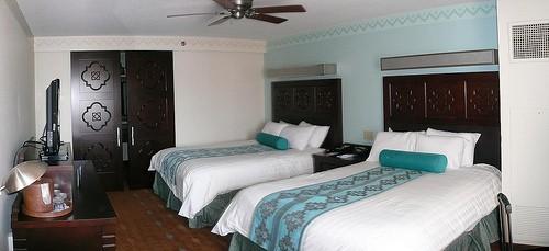 Disney Coronado Resort Room
