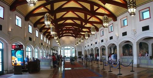 Disney Coronado Springs Lobby